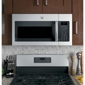 Microwave oven GE® 1.7 Cu. Ft. Over-the-Range Sensor for Sale in Alexandria, VA