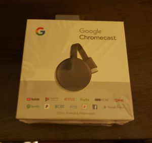 Chromecast for Sale in San Bernardino, CA