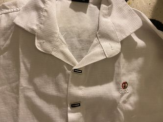 Gucci White shirt, youth M, like new for Sale in Bethesda,  MD