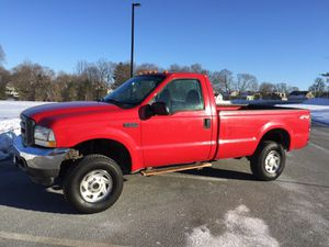 2003 FORD F-250 SUPERDUTY for Sale in Waltham, MA