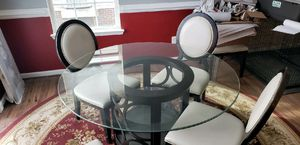 """54"""" Round Dining Room Table for Sale in Chesapeake, VA"""