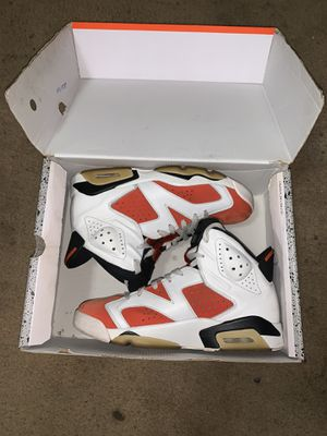"Air Jordan 6 Retro ""Gatorades"" Size 9.5 7/10 condition for Sale in Richmond, CA"