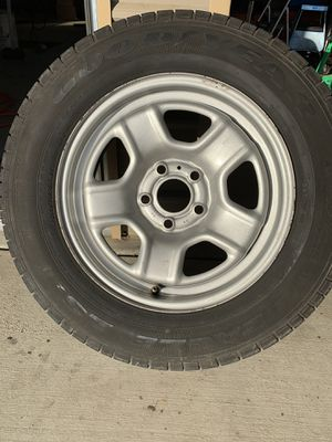 Jeep 5 lug wheels for Sale in Hughson, CA