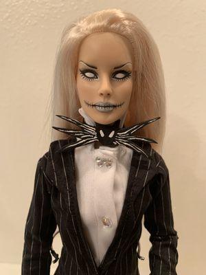Nightmare Before Christmas Jack Skellington Custom made Tonner Doll Disney for Sale in Las Vegas, NV