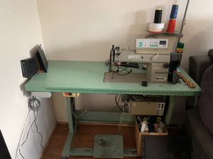 Juki sewing machine automatic. Working conditions PICK UP ONLY for Sale in Garden Grove, CA
