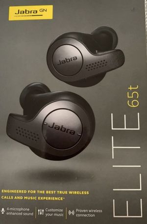 Jabra Elite Wireless Headphone earbuds for Sale in Tamarac, FL