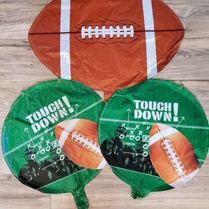 Football Balloons Football Decorations for Sale in Lakewood, CA