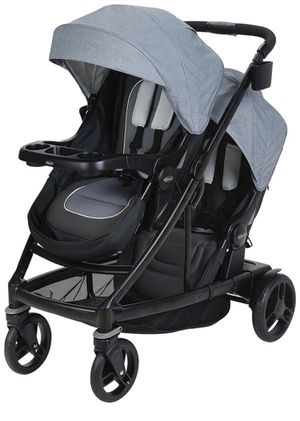 Graco Uno2Duo Double Stroller for Sale in Chino Hills, CA