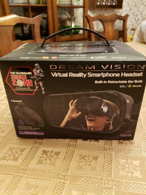 Dream Vision Headset for Sale in South Windsor, CT