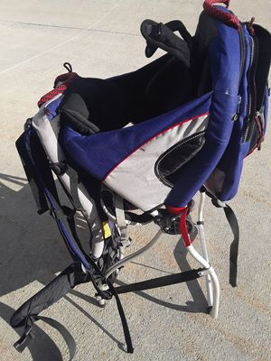 Kelty journey backpack baby carrier for Sale in South Salt Lake, UT