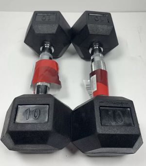 Weider (2) 10 lb Dumbbells for Sale in Greenville, NC