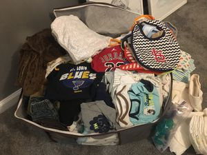 Huge lot of baby boy clothes for Sale in O'Fallon, MO