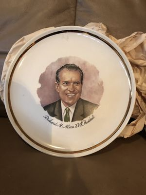 President plates for Sale in Round Hill, VA
