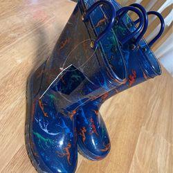 Dinosaurs Rain Boots Boy for Sale in Tukwila,  WA