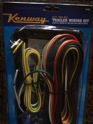 Trailer wire kit,25' for Sale in Boise, ID