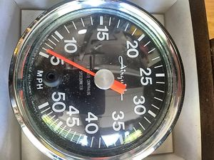 Beautiful marine speedometer for Sale in Marietta, GA