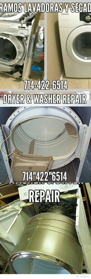 Dryer and washer for Sale in Stanton, CA