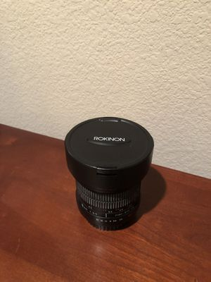 Rokinon 8mm Fisheye lens for Sale in Elk Grove, CA
