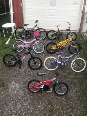 Kids bikes for Sale in Royersford, PA