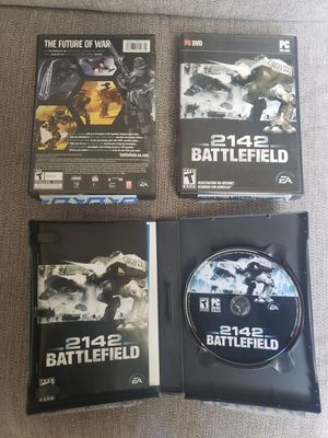 2142 battlefield PC game for Sale in Ontario, CA