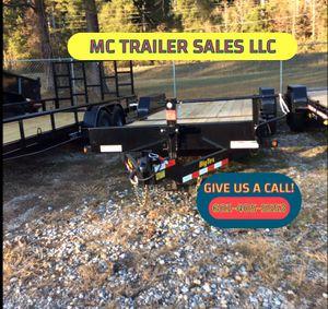 Big Tex Equipment Trailer for Sale in Brandon, MS