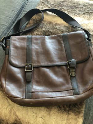 Quality Fossil Work Bag for Sale in Rockville, MD