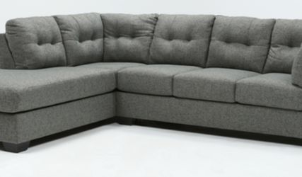 """Arrowmask 2 Piece 115"""" Sectional With Sleeper & Left Arm Facing Chaise for Sale in Grand Prairie,  TX"""
