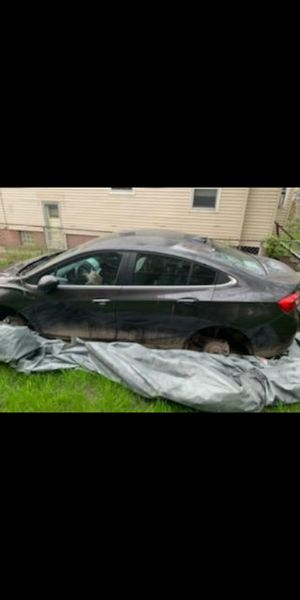 2017 Chevy Cruze parts for Sale in Detroit, MI