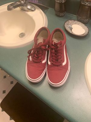 Women Vans size 8 for Sale in Kinston, NC