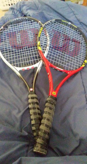 Tennis rackets for Sale in Laveen Village, AZ