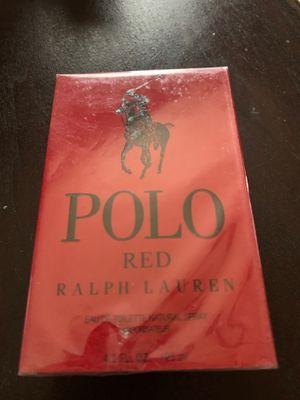 Ralph Lauren Polo Red full bottle for Sale in San Antonio, TX