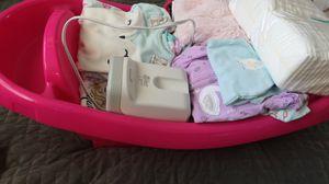 Newborn Girl clothes, etc for Sale in El Cajon, CA