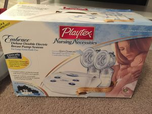 Delux double electric breast pump system for Sale in Scottsdale, AZ