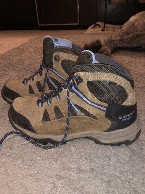 Women's HI-TEC waterproof hiking boots (7.5) for Sale in Wenatchee, WA