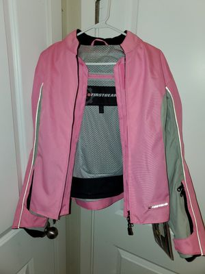 First Gear women's XL motorcycle jacket for Sale in Tacoma, WA