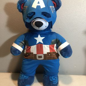 Build A Beer Captain America for Sale in San Diego, CA