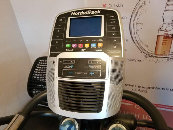 NordicTrack elliptical A.C.T Elite