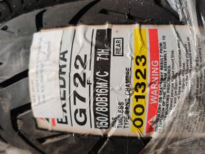 Bridgestone motorcycle tires for Sale in Newark, NJ