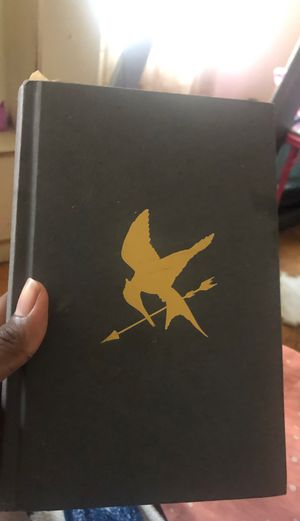 Hunger games book for Sale in The Bronx, NY