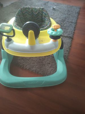 Baby walker and swing for Sale in St. Louis, MO