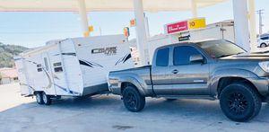 22FT CAMPER SALEM CRUISE LITE 2013!! for Sale in Atascocita, TX