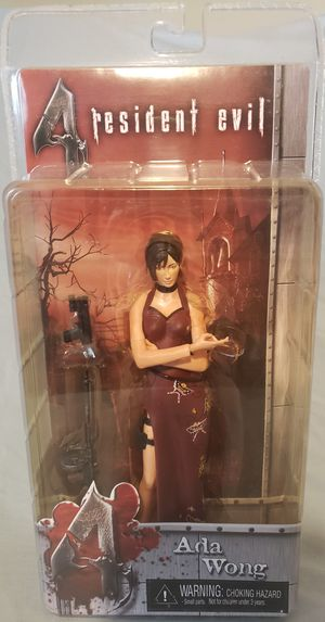 NECA Resident Evil 4 Ada Wong Action Figure. Condition is New. for Sale in El Cajon, CA