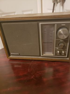 Antique Panasonic Radio for Sale in Fairfax, VA