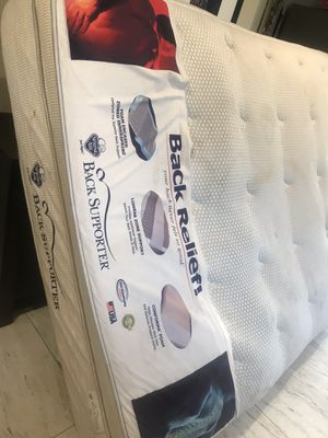 FREE QUALITY QUEEN MATTRESS for Sale in Corona, CA