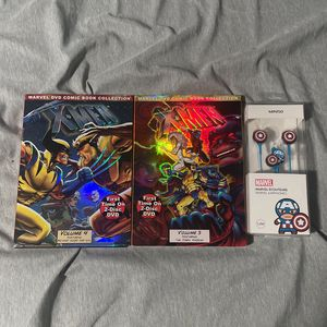 X-men Movie And Captain America Headphones Brand Me for Sale in Burbank, CA