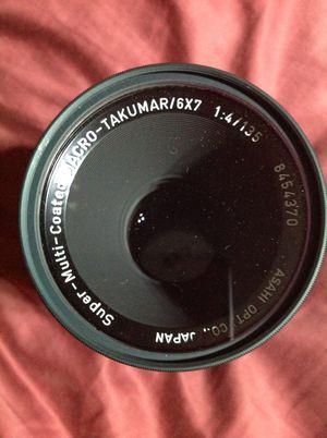 Camera lens Macro-Takumari/6x7 for Sale in Vancouver, WA