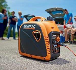Portable Generator Gasoline Powered Inverter Generador Portable GENERAC GP2200I for Sale in Miami, FL
