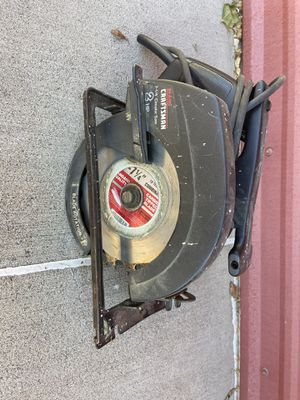 Sears Craftsman 7 1/4 inch Circular Saw for Sale in Benton City, WA