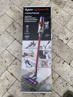 No Offers! New sealed Dyson v10 cyclone vacuum for Sale in Tamarac, FL