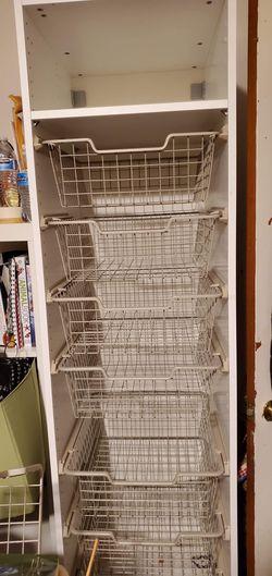 Ikea Basket Shelfs for Sale in Seattle,  WA